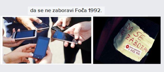 Foča - da se ne zaboravi 1992. - 1995.