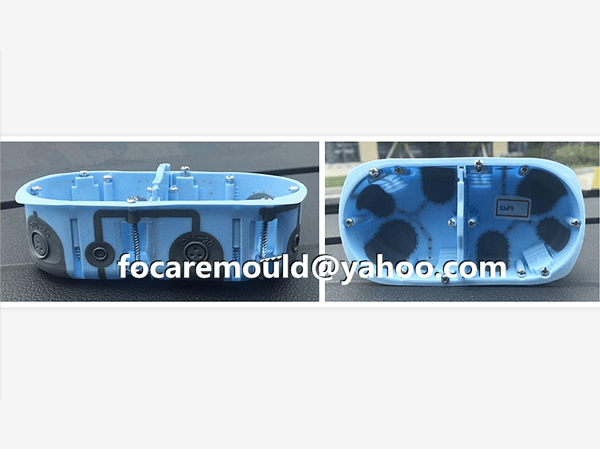 2 component junction box