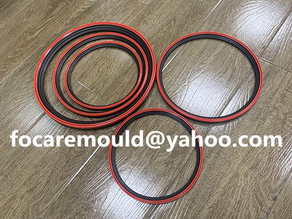 2 material SWR oring Mold design