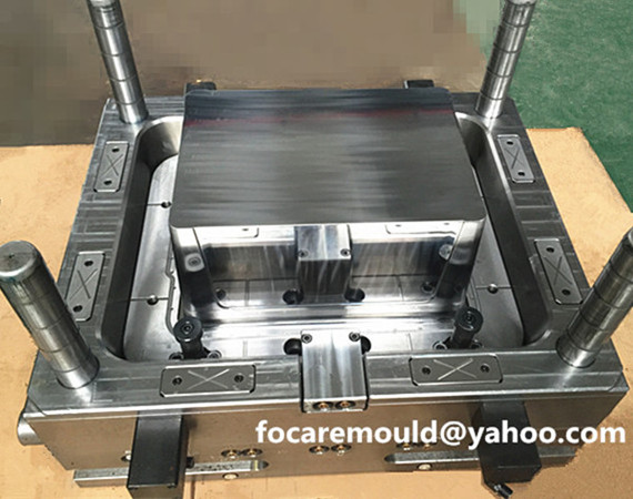 27L storage box mold