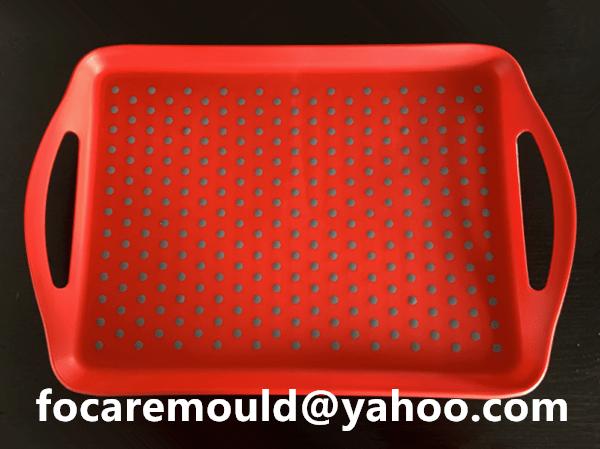 bi material service trays