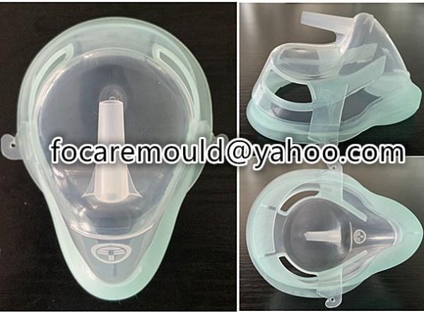 bicolors pediatric gas masks