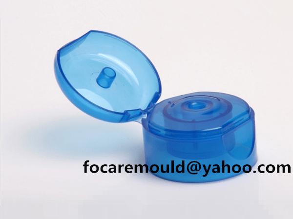cap mold for shampoo bottle