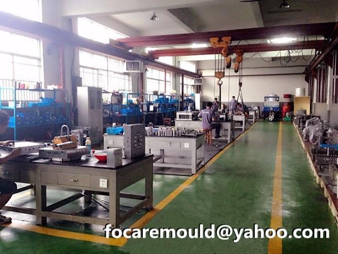 china 2k mold factory