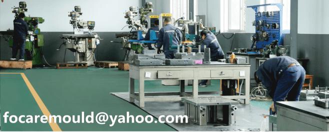 china precision mold supply