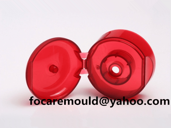 flip cap mold