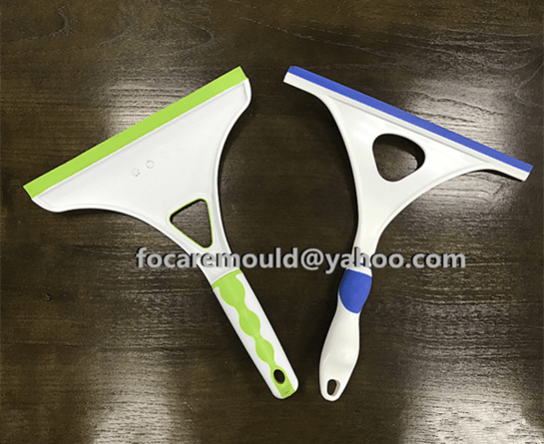 two color window cleaner
