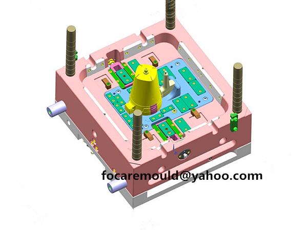 exprimidor mold design