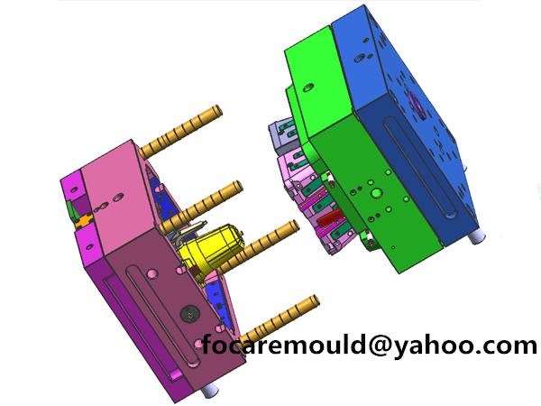 juicer mold design