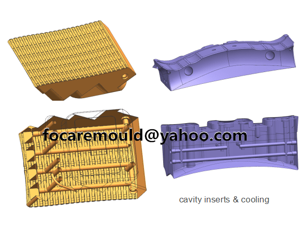 mold rattan chair design