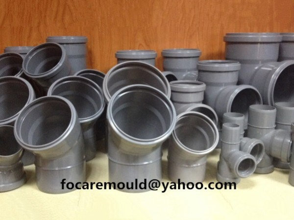 PVC mold collapsible core