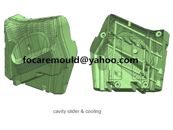 rattan mould design