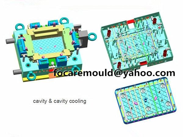 seedling basket mold design