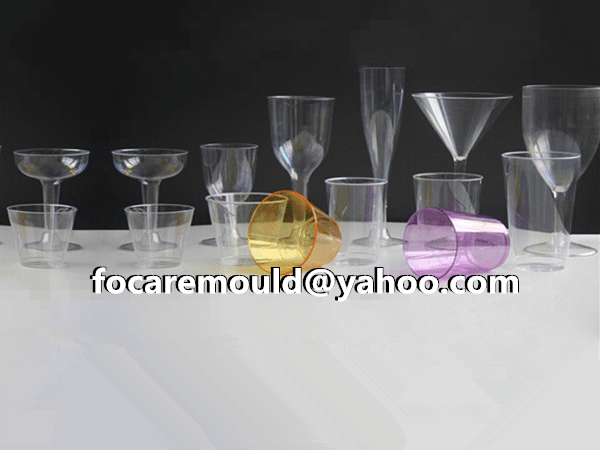 thin wall mold airline cups