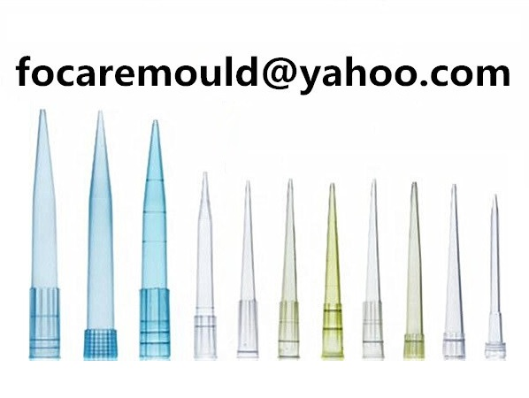 Filter Pipette Tips mold