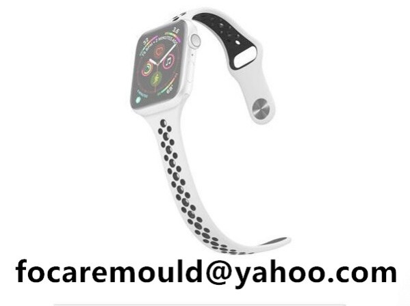 co injection iphone wrist band