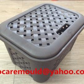 laundry basket mold supply