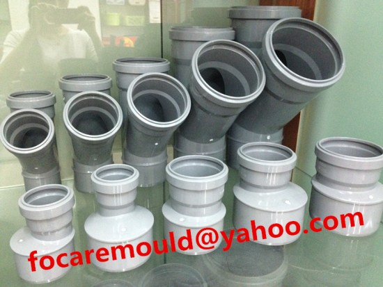 collapsible fitting mold