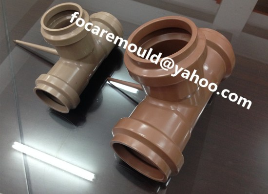 industrial PVC fittings mold