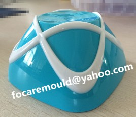 two colour mold maker