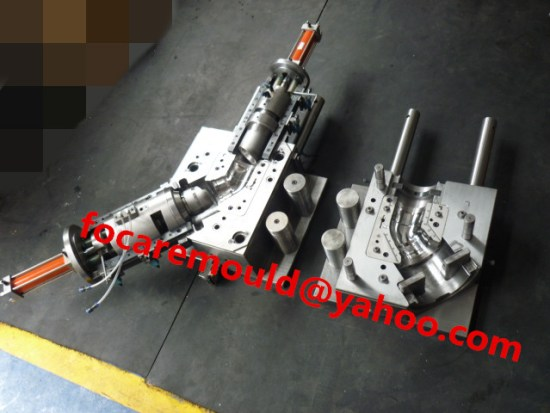 bend fitting mold