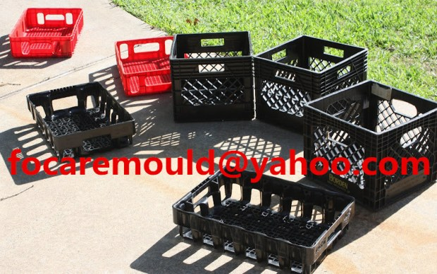 China high speed crate molding
