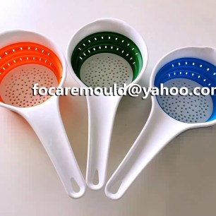 two component kitchenware drainer mold