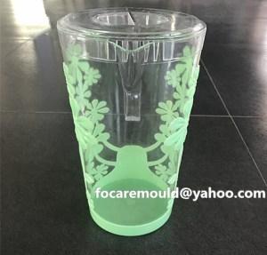 bi component mold plastic water jug of China