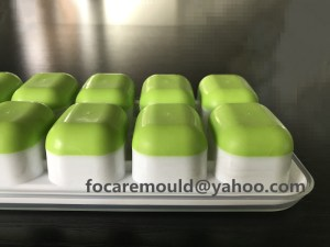 double color ice cube box
