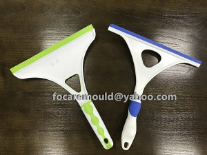 double color window cleaner mold China