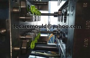 two colour snap top closure mold China maker