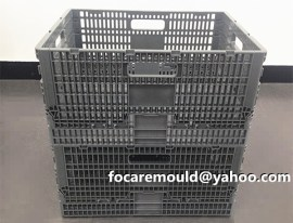 China foldable box mold maker