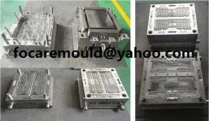 China klappbox mold maker