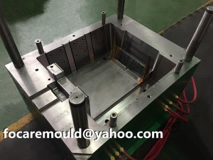 plastic toolbox injection mold China