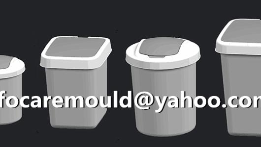 China dustbin mold maker