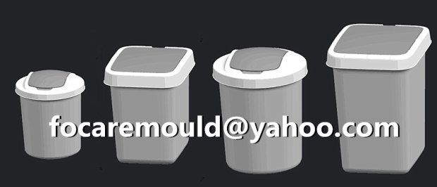 China dustbin mold maker
