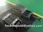 China cap mold unscrewing