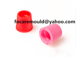 China toothpaste cap mold maker