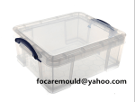 plastic injection mold boxes