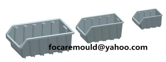 toolbox mold China