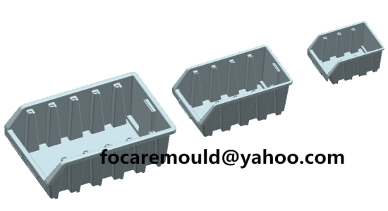 work-box mold China