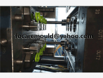 two color flip top tapa mold