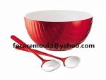 two colour salad bowl