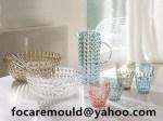 cristal salad bowl mold