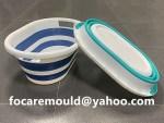 multi shot plastic tub foldable