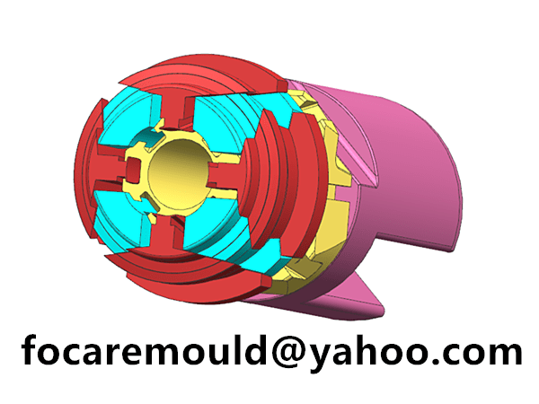 PP collapsible molds