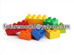 plastic toys block mold