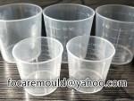 disposable medicine cup mold