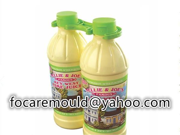 plastic bottle carrying handle mold