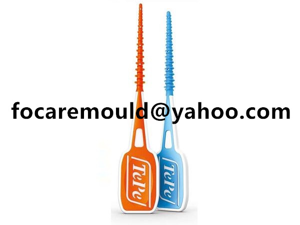 double injection interdental picks